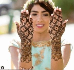 Best Mehndi Designs for Fingers (28)