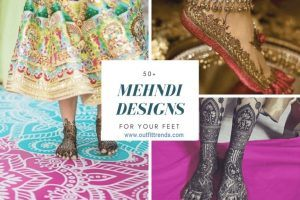 Beautiful Mehndi Designs for Feet (52)