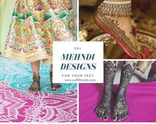 Beautiful Mehndi Designs for Feet (52)