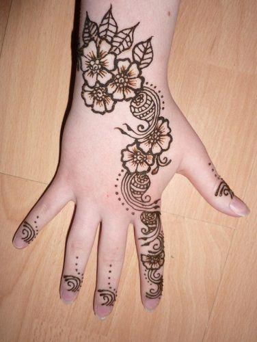 Best Mehndi Designs for Fingers (22)