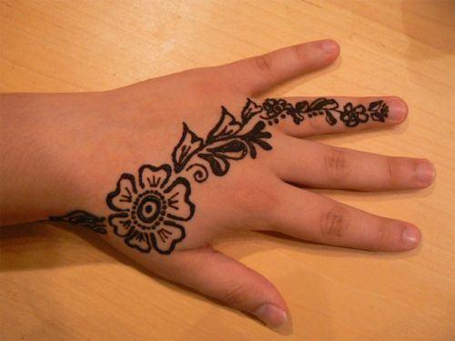 Best Mehndi Designs for Fingers (21)