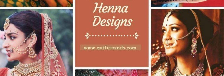 Marwari Mehndi Designs (1)