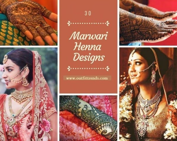 Marwari Mehndi Designs (1)
