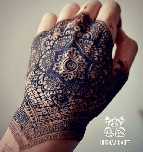 Mughlai Mehndi Designs (28)