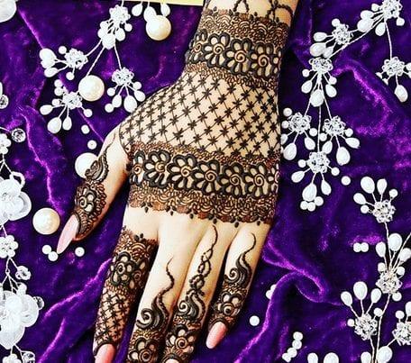 Mughlai Mehndi Designs (20)