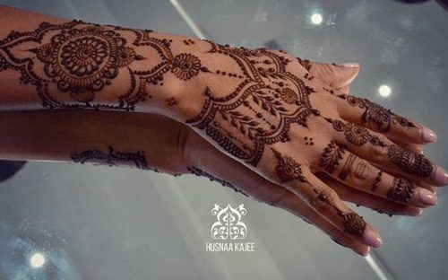 Mughlai Mehndi Designs (15)