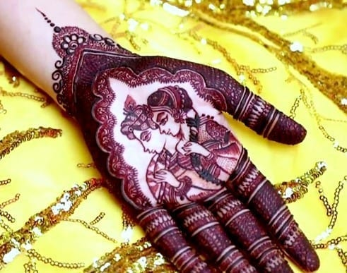 Mughlai Mehndi Designs (8)