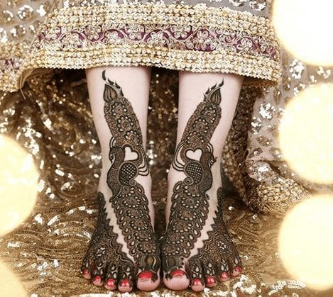 Mughlai Mehndi Designs (35)