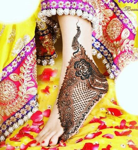 Mughlai Mehndi Designs (33)