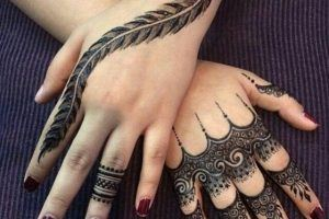 Best Mehndi Designs for Fingers (14)