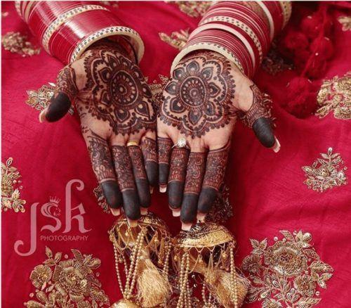 Best Mehndi Designs for Fingers (7)