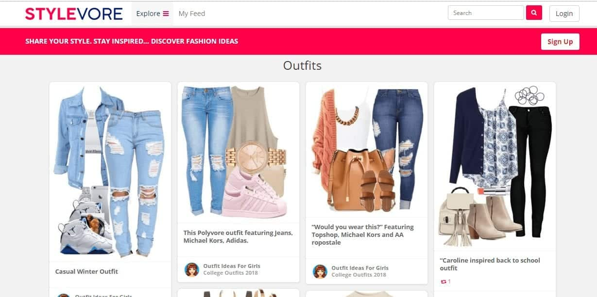 b7896d17b0b Polyvore Alternatives-20 Sites and Apps like Polyvore to Use