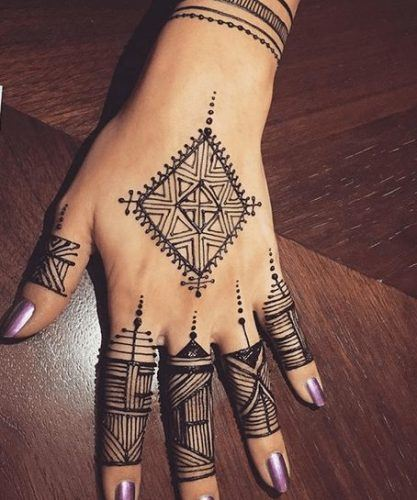 Types of Henna Art (15)