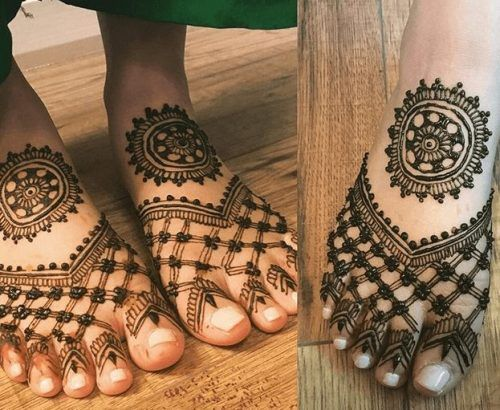 Types of Henna Art (14)