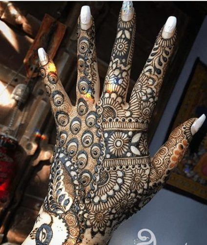Types of Henna Art (10)