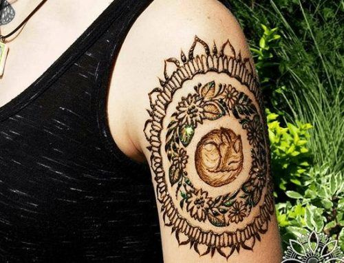 Types of Henna Art (4)