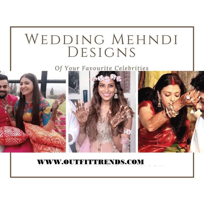 Celebrities Wedding Mehndi Designs (1)