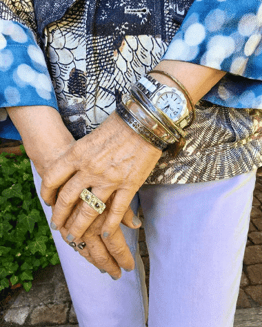 accessories for women over fifty