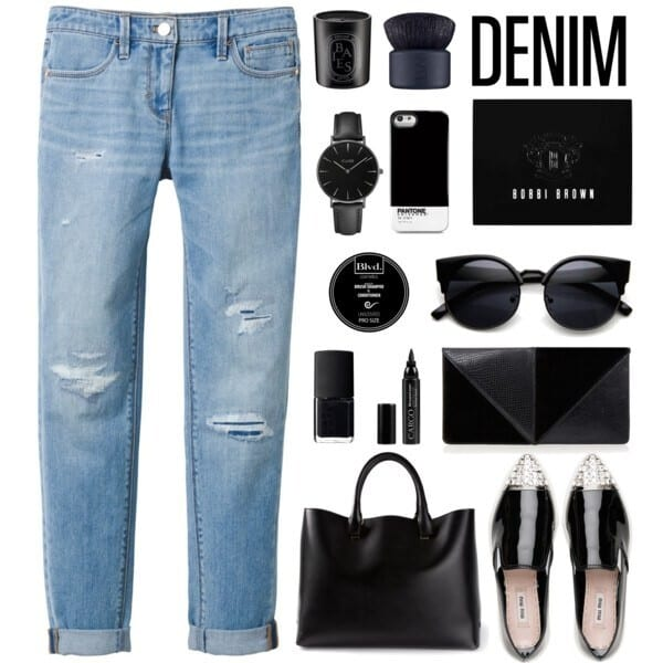 Best Summer Jeans Outfits for Women