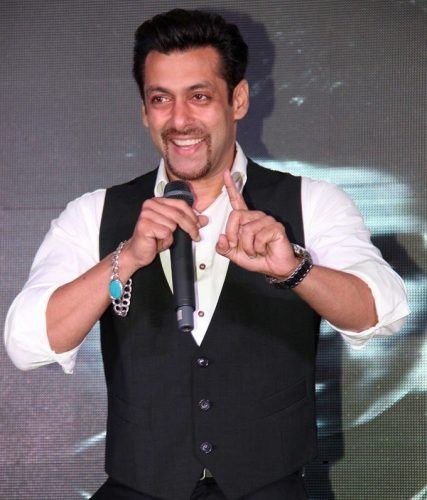 French Beard Style of Salman Khan