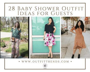 Baby Shower Outfit Ideas For Guests