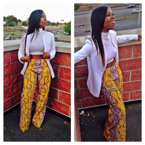 Trendy Business Looks With Kitenge Outfits (7)