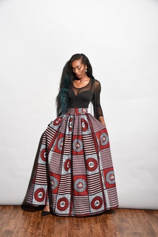 Trendy Business Looks With Kitenge Outfits (6)