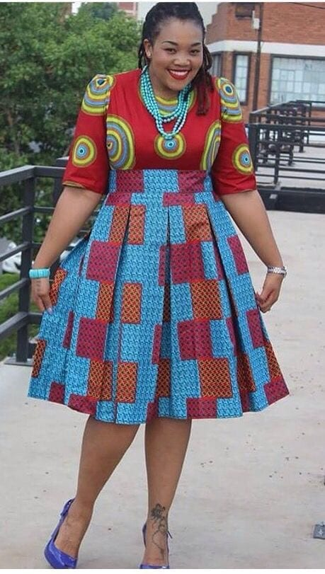 Botswana Traditional Outfits