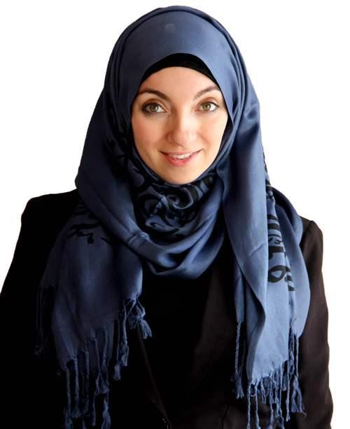 Modest Fashion Ideas with Pashmina Scarves (10)