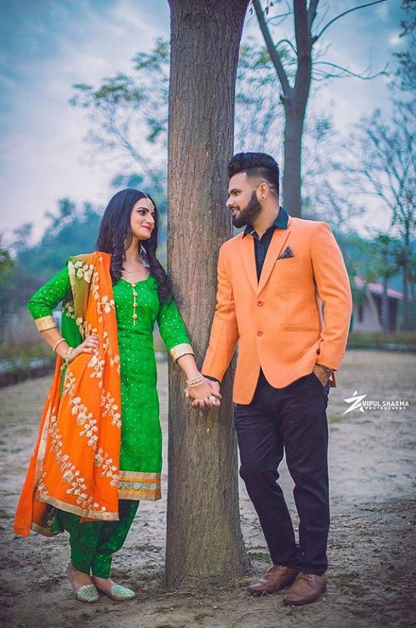 Cute Sikh Couples That Are Sure To Give You The Feels (3)