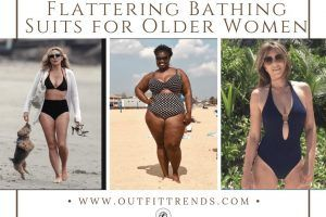 Flattering Bathing Suits for 40+ Women