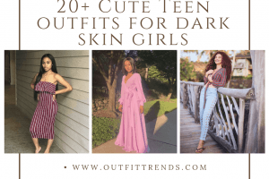 Cute Outfit Inspiration for Dark Skin Teens (1)