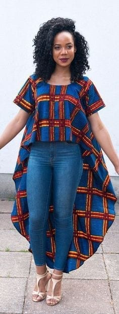 Trendy Business Looks With Kitenge Outfits (4)