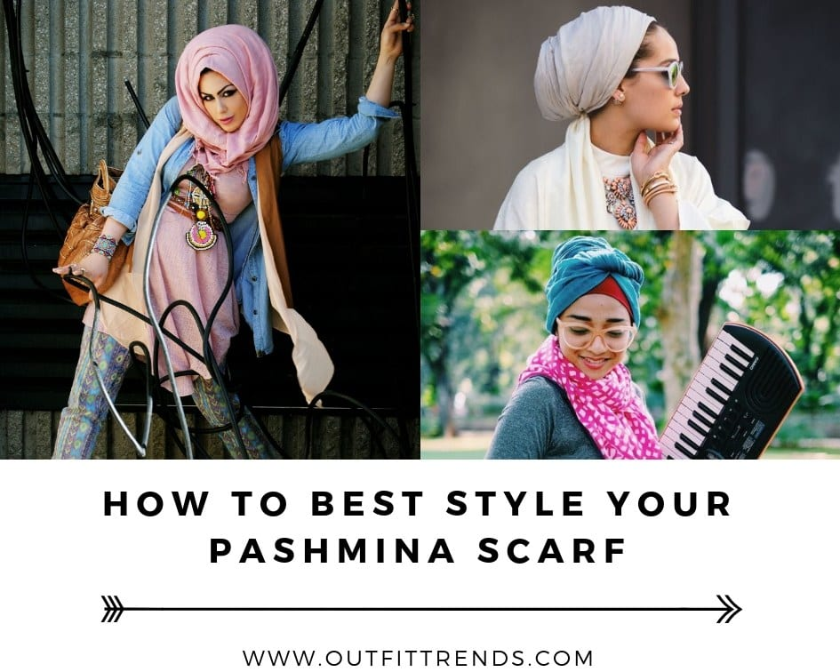 Top 10 Ideas On How To Wear a Pashmina Hijab Video Tutorial
