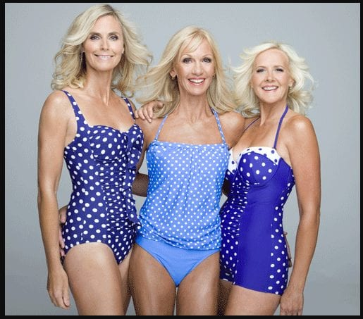 Ideas On How To Find Flattering Bathing Suits For Older Women