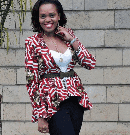 kitenge outfits for work