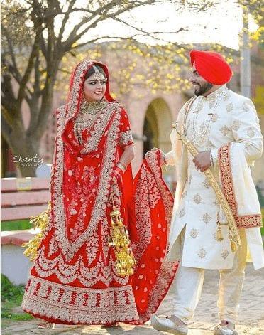 sikh couple images