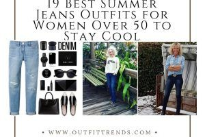 Summer Jeans Outfits for Women