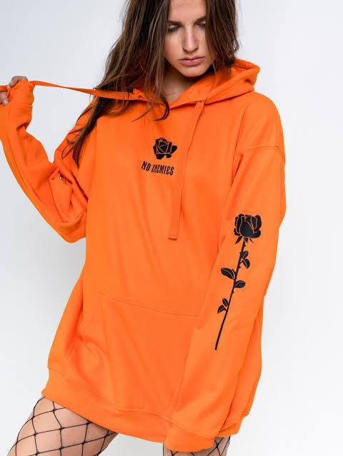 Women hoodie outfits (20)