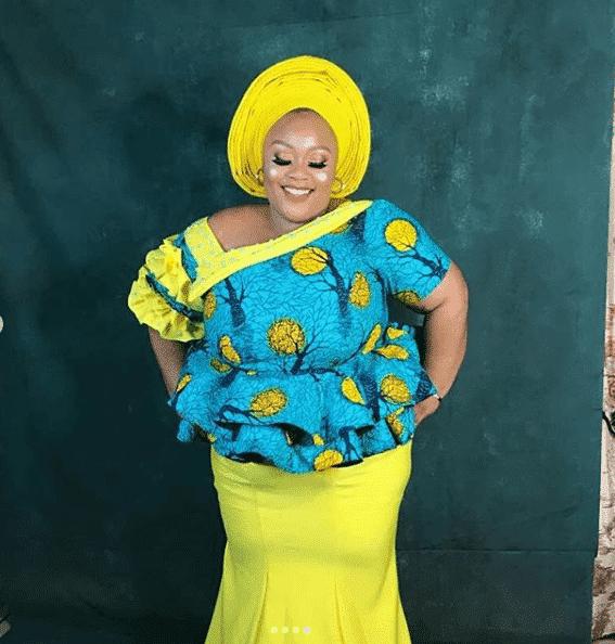 Kitenge Dresses for Plus Size Women