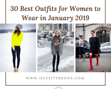 Outfits for Women to Wear in January (31)