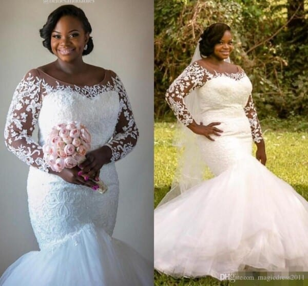 African Beautiful Brides