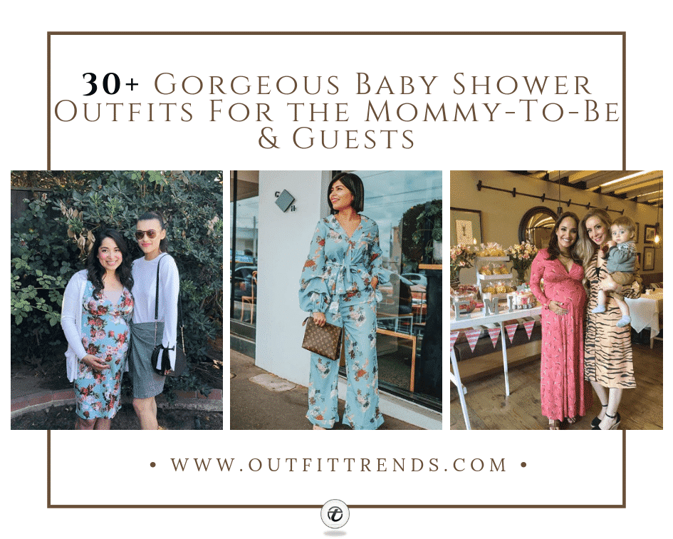 baby shower brunch outfits