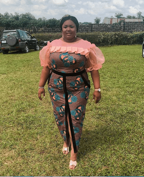 24 Kitenge Dresses for Plus Size Women
