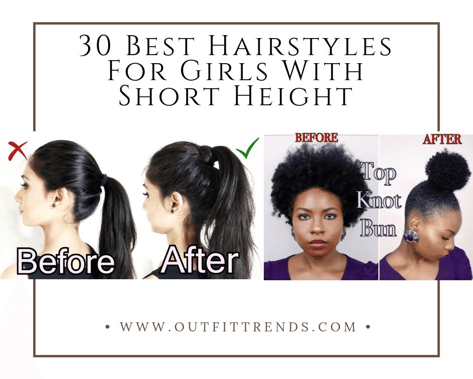 Best Hairstyles for Short Height Girls - 30 Cute Hairstyles