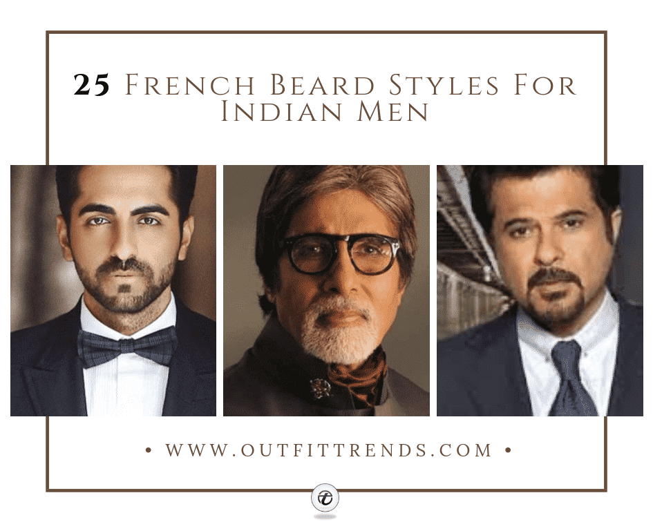 french beards for indian men