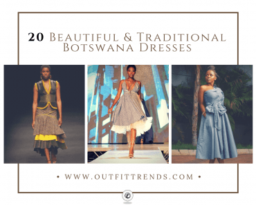 botswana dresses for women