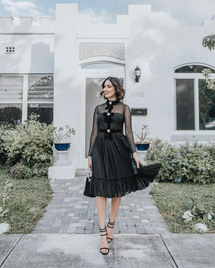 20 Awesome Ways To Style The Little Black Dress In 2019