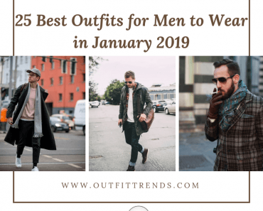 January Outfit Ideas for Men