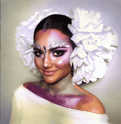 halloween makeup teen girls